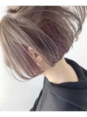 2019年夏 ショートの髪型 ヘアアレンジ 人気順 19ページ目