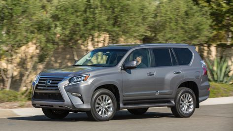 2018 Lexus Gx 460 Is A Rugged But Dated