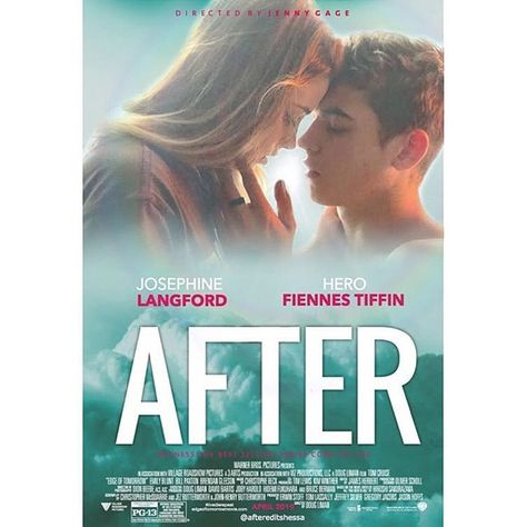 "After Movie Japan🇯🇵 on Instagram: ""Who made this poster #tessayoung #herofiennestiffin #hardinscott #after #hero #hardin #tessa #hessa…"""
