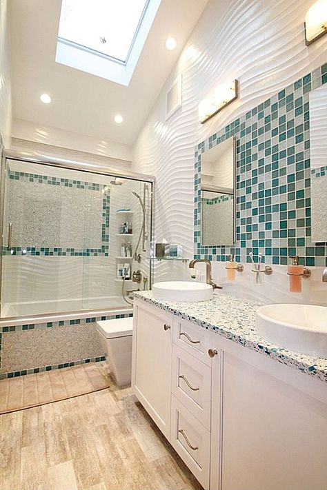 Contemporary Full Bathroom - Come find more on Zillow Digs!