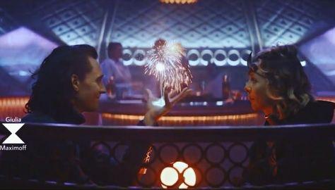 Loki & Sylvie - Fire on Fire