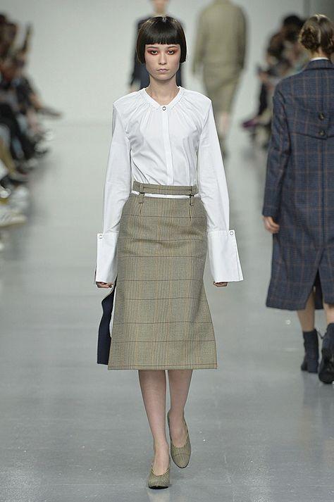 London Fashion Week - J. JS Lee