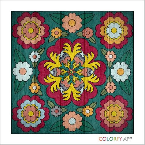 Colorfy Une Super Appli Pour Coloriage Virtuel Pas Bête