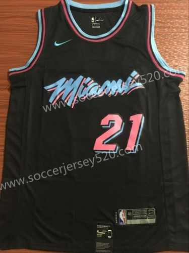 Miami Heat City Version Nba Jersey Nba Jersey Jersey Nba Clothing