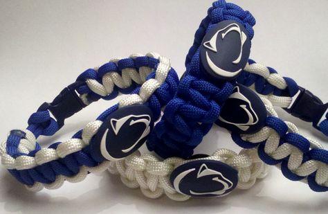 Penn State Bracelets $10.00