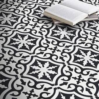 Nouvelle 12 X 12 Ceramic Field Tile Cement Tile Mosaic Tiles Mosaic