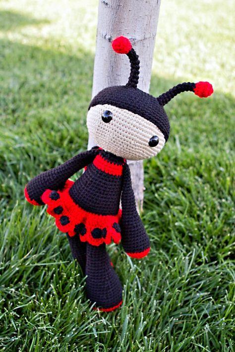 Lizzy the Ladybug