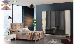 احدث موديلات و اشكال غرف نوم تركي 2019 2020 Furniture Bedroom Furniture Sets Bedroom Furniture