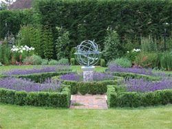 FORMAL ITALIAN GARDEN DESIGN GARDEN LANDSCAPE DESIGN IDEAS