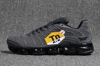 New Designer Nike Air Max Plus Tn Ultra Kpu Wolf Grey Black