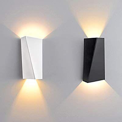 Ultra 10 W LED Applique murale Lampe murale intérieur géométrique Design ZG-57