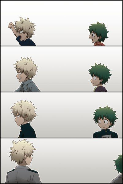 Who Does Bakugo Fall In Love With