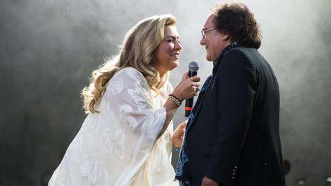 Al Bano Und Romina Power Vereint Bei Berlin Konzert Felicita