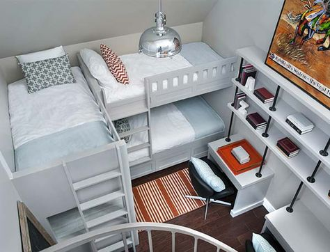 21 Most Amazing Design Ideas For Four Kids Room Kids rooms