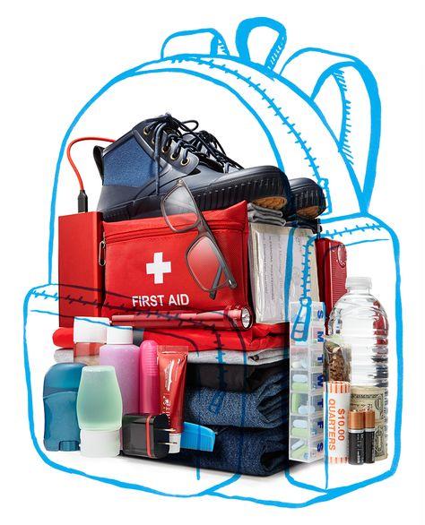 Essentials to Pack in Emergency Preparedness Kit
