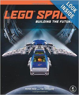 LEGO Space: Building the Future by Peter Reid, Tim Goddard $25.00 Come explore an incredible LEGO® universe in LEGO Space: Building the Future. Spaceships, orbital outposts, and new worlds come to life in this unique vision of the future, built completely from LEGO bricks.
