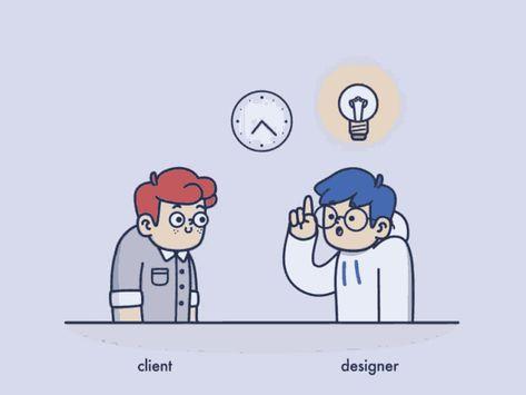 Desperate Client GIF - Desperate Client Designer - Discover & Share GIFs