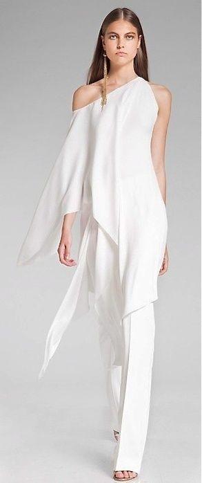 Festliche Hosenanzuge Fur Hochzeit Mit Bildern Hosenanzug Damen Kleidung Outfit Ideen