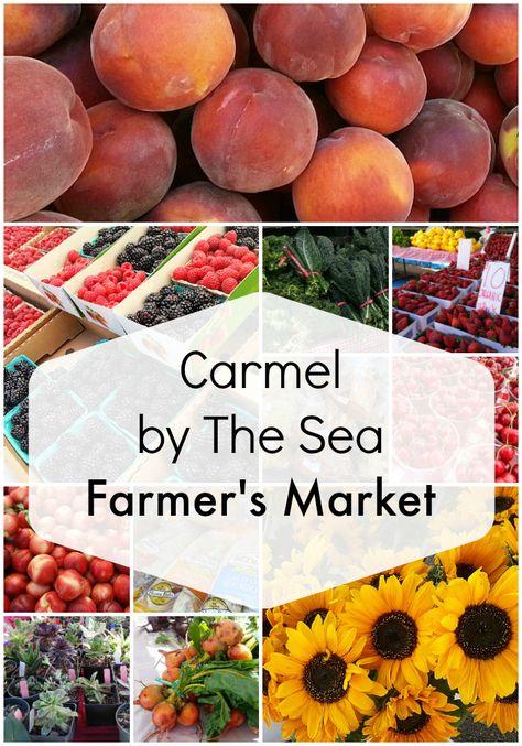 Carmel By The Sea Farmers Market