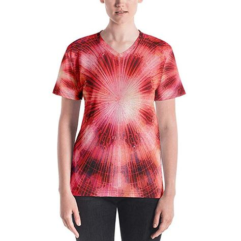Cellular Percolation Spellbound Clothing Mens T-Shirt Full Print Premium Knit 100/% Polyester Jersey