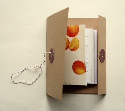 tutorial on how to create a button and string mini journal. great activity  to use for strength journaling. | High School | Pinterest | Journal, ...