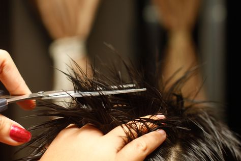 Get Rid Of Greasy Hair Greasy Hair Hairstyles Extreme Hair Hair Care Tips