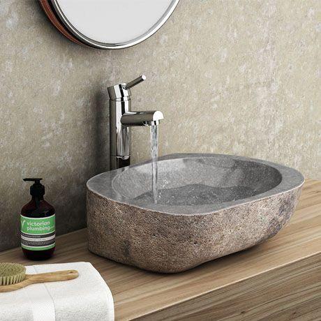 Yellow River Natural Stone Basin 0th Yr001 Bathroomsinks Stone Basin Stone Bathroom Sink Basin