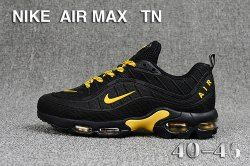 Nike Air Max 98 Tn In In Black Golden Mens Casual Running Shoes Nike Air Max Nike Air Max Tn Cute Nike Shoes