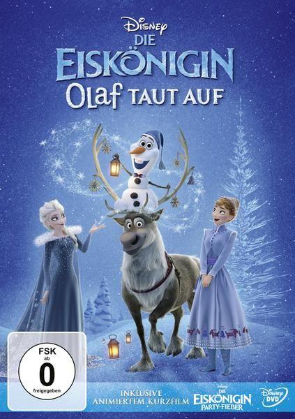 Die Eiskonigin Olaf Taut Auf Die Eiskonigin Party Fieber Von Kevin Deters Dvd Walt Disney Filme Eiskonigin Party Fieber Walt Disney Bilder