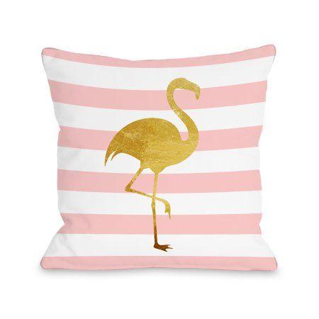 Flamingo Stand Tall rose oiseau citations Housse de coussin taie d/'oreiller Décoration Maison Cadeaux