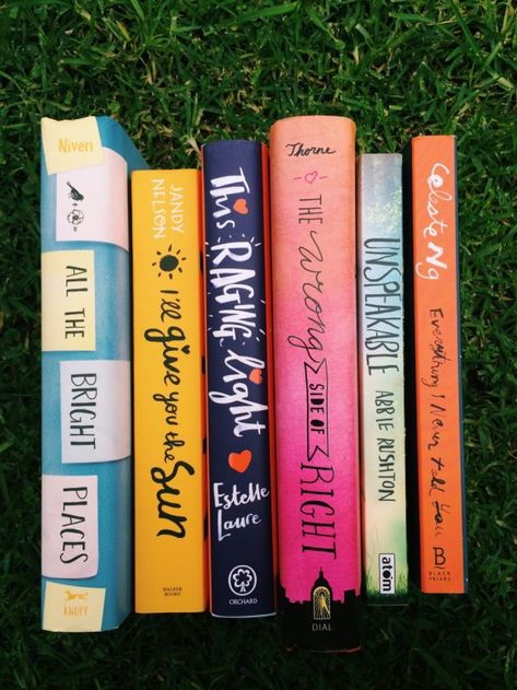 i literally have all of these on my to read list - theXunicornXqueen  kerrielegend.com/bookstagram