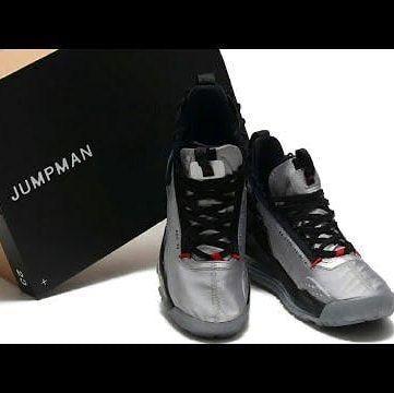 nike#jordan#jumpman23#silver#grey