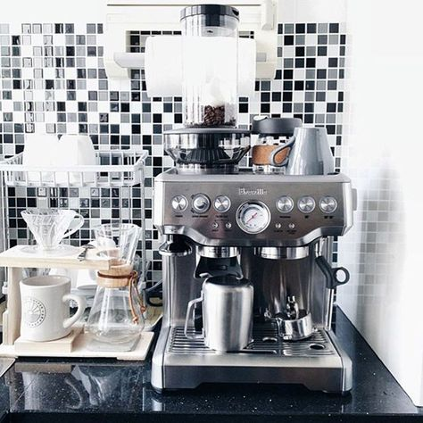Time With Our Breville Barista Express Beautifully