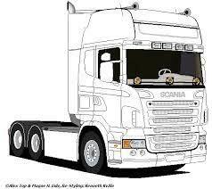 Resultado De Imagem Para Scania R Tekening Auto Tekeningen Kawaii Tekeningen Afbeeldingen