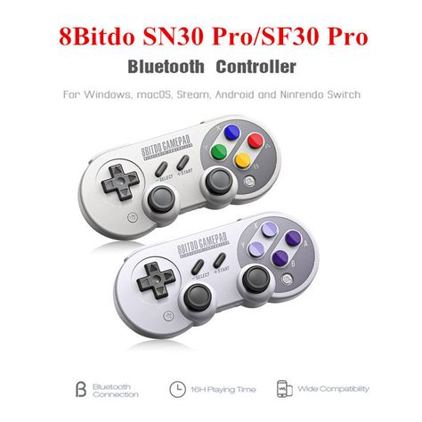 Bluetooth Wireless Game Controller Joystick for pc Android
