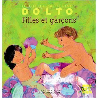 Filles Et Garcons Cartonne Catherine Dolto Colline Faure Poiree Benoit Robin Achat Livre Album Jeunesse Fille Garcon Gallimard Jeunesse