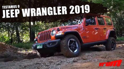 Avaliacao Novo Jeep Wrangler 2019 O Monstro Chegou Vrum Brasilia Vrum Brasilia Youtube Com Imagens Jeep Wrangler Jeep Novo Jeep