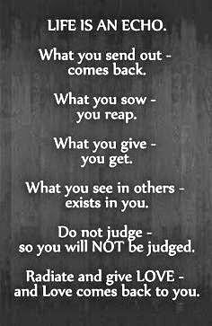 Karma Quotes Spiritual Affirmations From Awakening Intuition Com Offering A Collection Of Wisdom Life Changing Say Karma Quotes Justice Quotes Risk Quotes