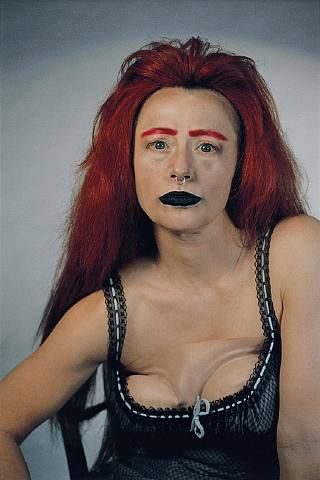 Photography STA Contemporary Photographer: Cindy Sherman I chose this picture because it shows a difference in how women