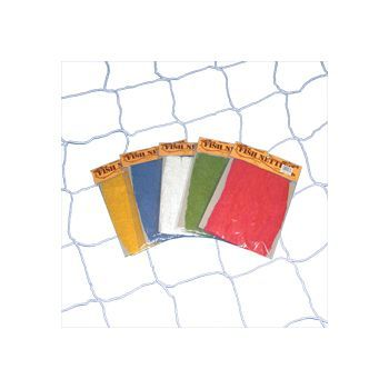 Drape a colorful fish net over your snack table or dining table as a cute decoration for a beach party! You can also hang these fish nets on the walls or from the ceiling.