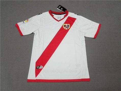 short sleeve jersey rayo vallecano 2015 2016 season third soccer jersey grey b817 cheap rayo valleca