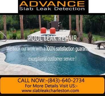 Slab Leak Repair Charleston Call Now 843 640 2734 Slab Leak Leak Repair Leaks