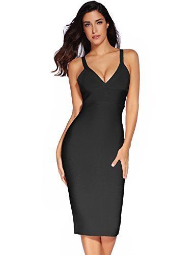 Night Out & Cocktail Dresses Meilun Womens Strapless Bodycon