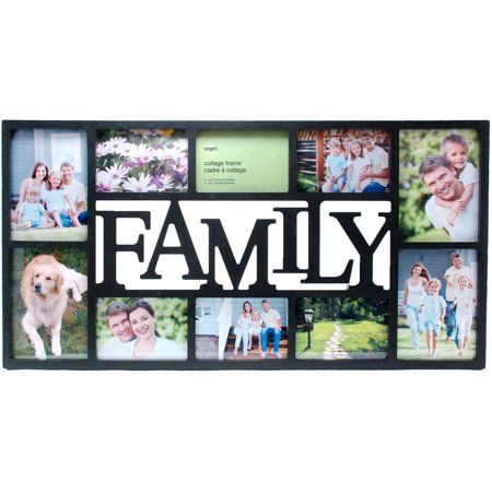 Home With Images Family Collage Frame Collage Frames Family Photo Frames
