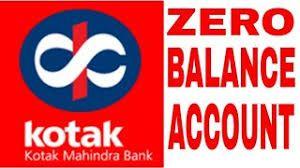 Kotak 811 Zero Balance Saving Bank Account Opens In 5 Mins Saving Bank Account Savings Bank Savings Account