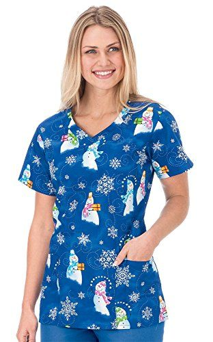Christmas Scrub Tops Australia.Christmas Scrubs For Nurses And Other Medical Personnel