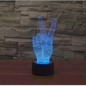 Victory 3d Illusion Lamp 3d Night Light 3d Illusion Lamp 3d Led Night Light