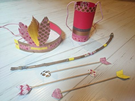 Blogersando: Disfraz de india handmade.