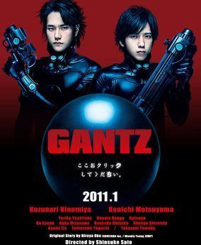 Gantz Gantz Imagen Real Peliculas Japonesas