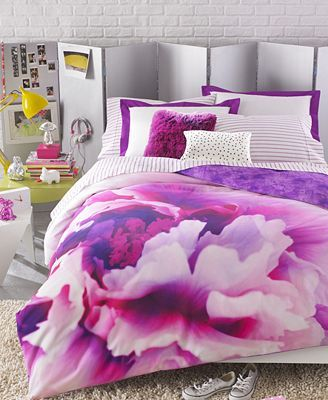 teen vogue bedding violet comforter sets